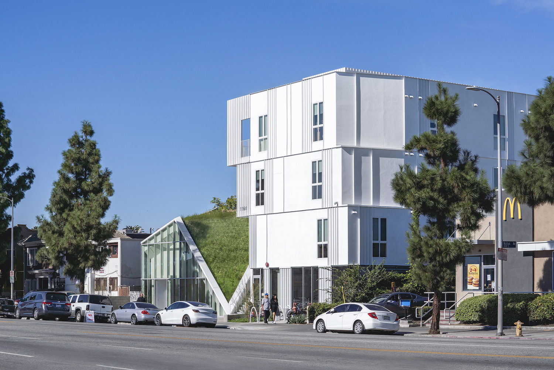 MLK1101 Supportive Housing